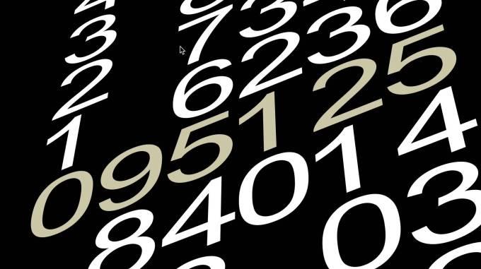Helvetica Clock